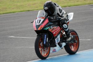 Lewis Paterson - KTM Cup - Knockhill - June 2016 - Photo © Sam Graham