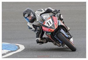 Lewis Paterson - KTM Cup - Knockhill - June 2016 - Photo © Derek Stein