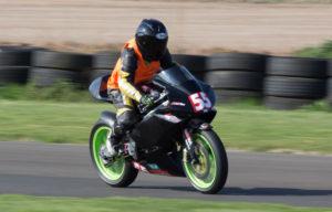 Owen Paterson - Formula 125 - East Fortune - April 2017 [2]