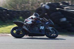 Lewis Paterson - Suzuki SV650